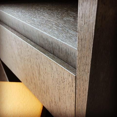Just Architecture - Multifunctionele nachtkast - interieur maatwerk