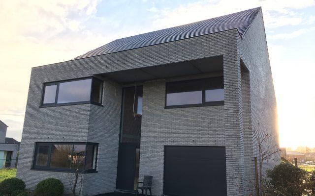 Zomergem architect nieuwbouw woning