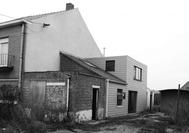 Just Architecture - Evergem - woning