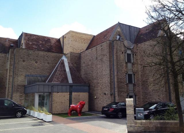 Just Architecture - Villa Rozerood - De Panne